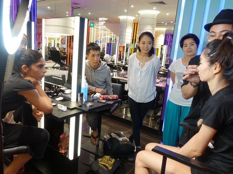 Makeup Class By M A C Cosmetics